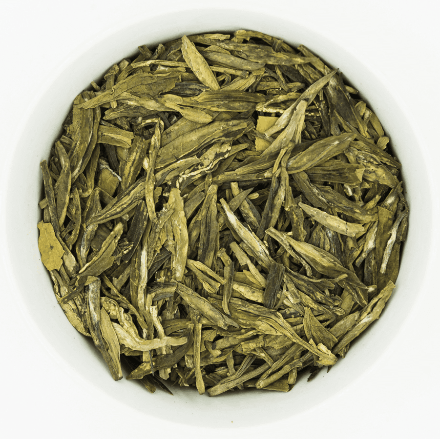 Organic Dragon Well Green Tea 1st Grade