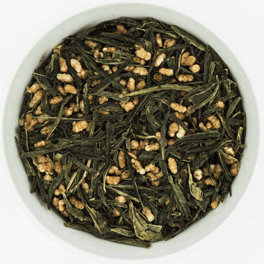 Organic Genmaicha  - Brown Rice Green Tea