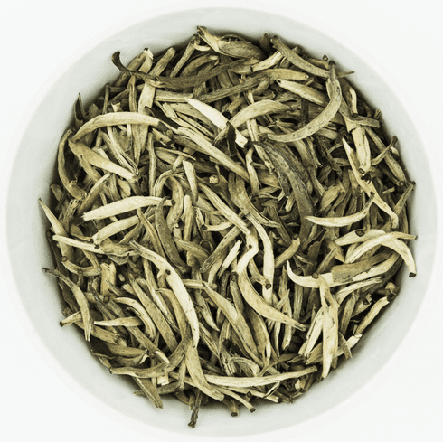 Organic Superfine White Tea (Silver Needles)