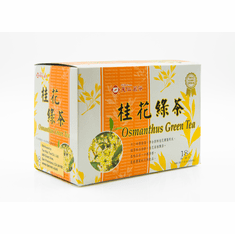 Osmanthus Green Tea Bags
