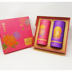 Pink Respect Oolong Tea Collection Gift Set