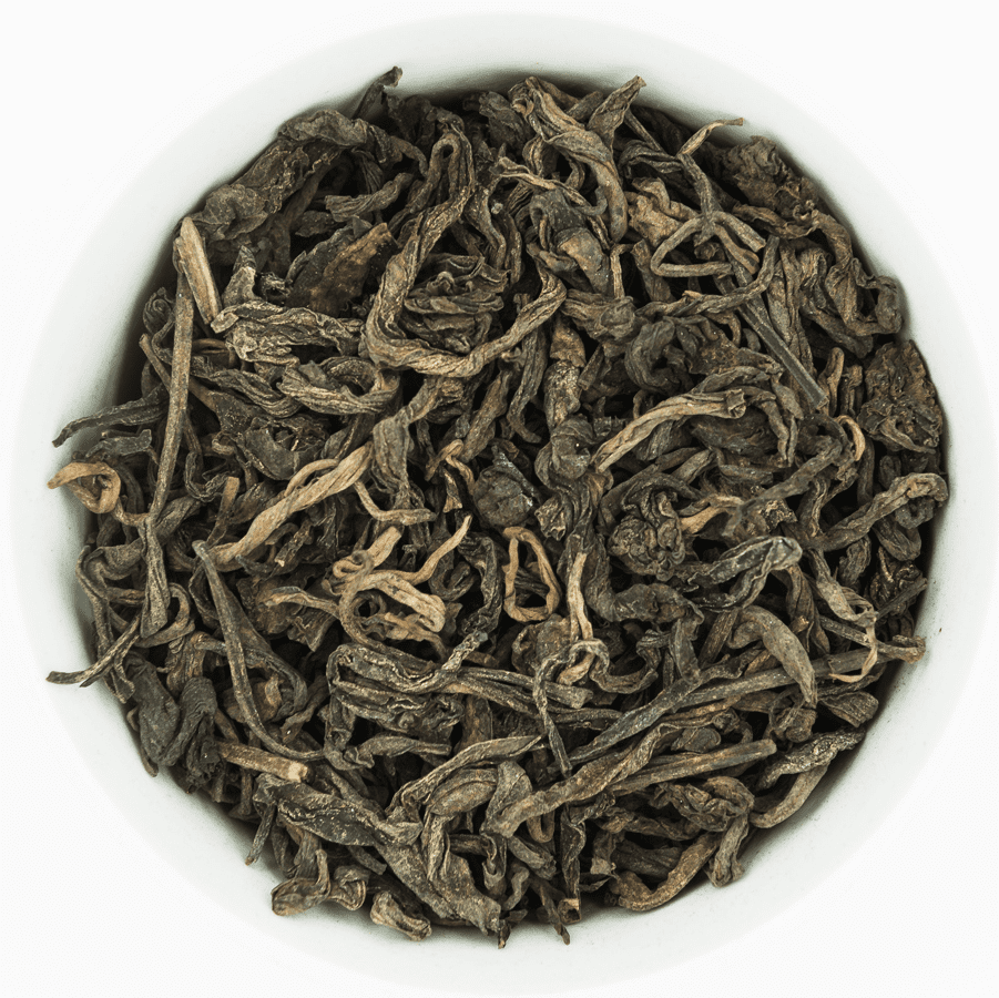 Pu-Erh Tea 4th Grade