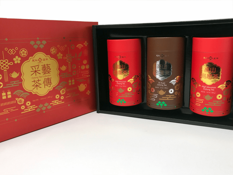 Red Gold Oolong Gift Set