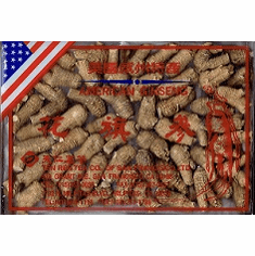 Round Woods Grown Ginseng