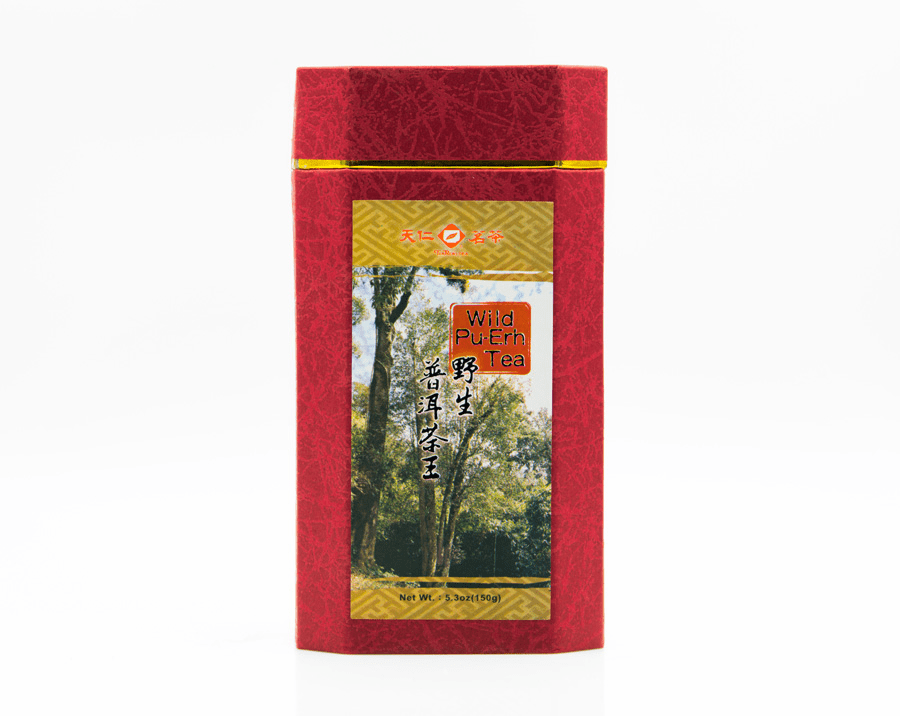 Specialty Packed Pu-Erh