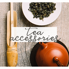 Tea Accessories (Mesh Balls, Tea Tools)
