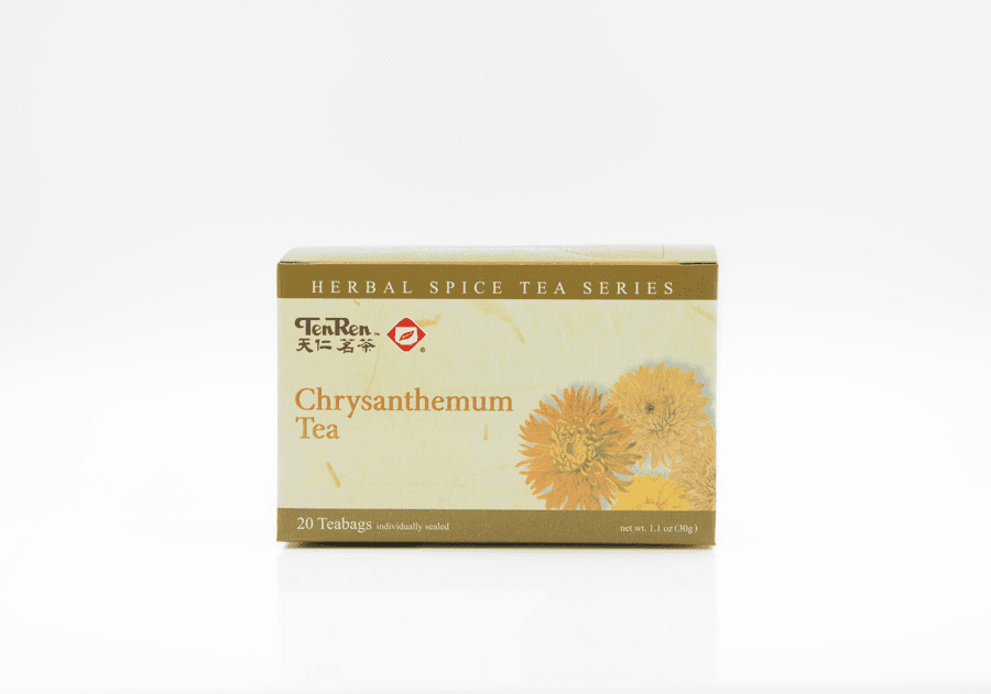 Teas Blended with Herbs or Flowers