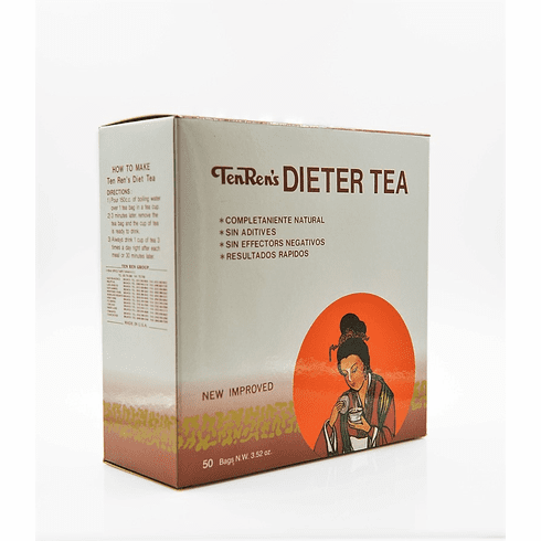 Ten Ren Dieter's Tea - 50 Tea Bags