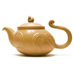 Yellow Clay Teapots