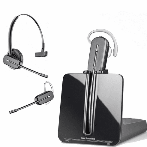 Plantronics Cs540 Wireless Headset P N 84693 01