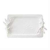 Sold Out - Ceramic Coral Platter - CLOSEOUT