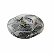 Color Stones Wall Art Small by Viz Glass