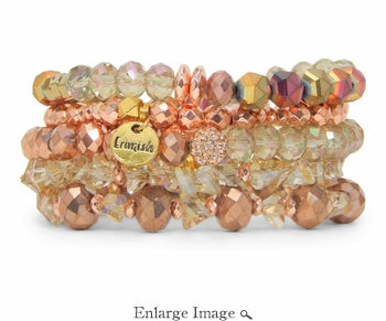 Erimish Angel Bracelet Stack - SPECIAL OFFER