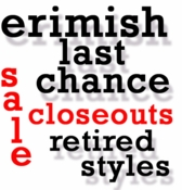 Erimish Last Chance Blowout Sale