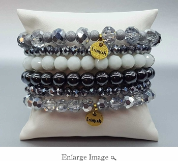 Erimish Fleetwood 6 PC Bracelet Stack - SPECIAL OFFER