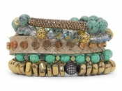Erimish Dream Bracelet Stack