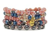 Erimish Fig Bracelet Stack - SPECIAL OFFER