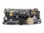 Erimish Flash Bracelet Stack