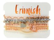 Erimish Holiday Metals Bracelet Stack-2 - SPECIAL OFFER