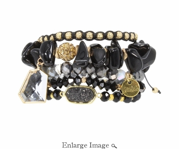 Erimish Katwalk Deluxe Bracelet Stack - SPECIAL OFFER