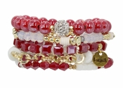 SOLD OUT Erimish Love Bird Bracelet Set - SPECIAL OFFER