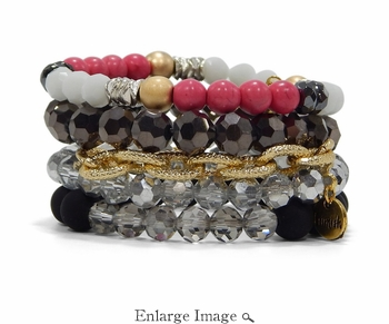 Erimish Luxe Bracelet Stack - WINTER CLOSEOUT