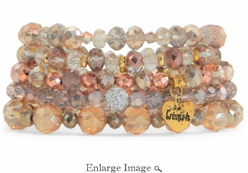 SOLD OUT Erimish Main Squeeze Bracelet Stack - WINTER CLOSEOUT