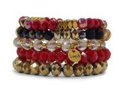 SOLD OUT Erimish Maquerade Bracelet Stack - CLOSEOUT