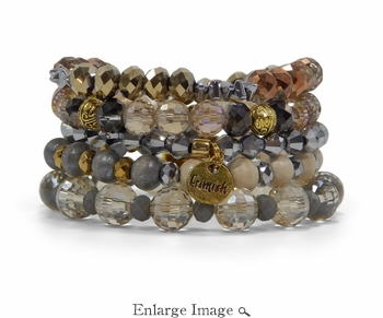 SOLD OUT Erimish Party Time Bracelet Stack - SPECIAL OFFER