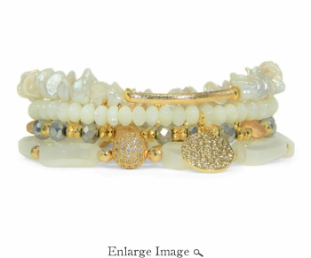Erimish So In Love Bracelet Stack - SPECIAL OFFER