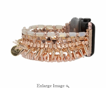Erimish  Spike Rosegold Apple Watch Band - SPECIAL OFFER