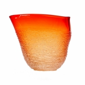 Hard Candy Vase by Viz Glass