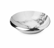 Julia Knight Marble Mist Eclipse Bowl 6""