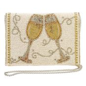 Mary Frances Bag Champagne Taste