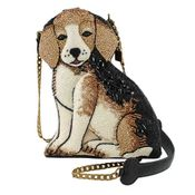 Mary Frances Bag Regal Beagle