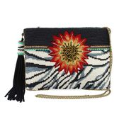 Mary Frances Bag Tiger Lily
