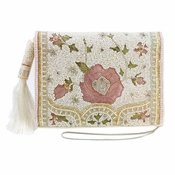 Mary Frances Blush Bag