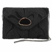 Mary Frances Earth Energy Black Bag
