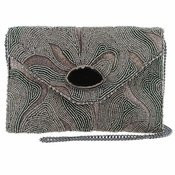 Mary Frances Earth Energy Pewter Bag