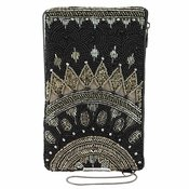 Mary Frances Kismet Black Crossbody
