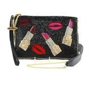 Mary Frances Kiss Me  Mini Bag