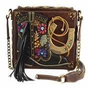 Mary Frances Line Dance Bag