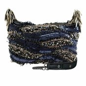 Mary Frances Midnight Escape Bag
