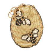 Mary Frances Oh Honey Coin Purse