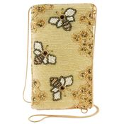 Mary Frances Oh Honey Crossbody Bag