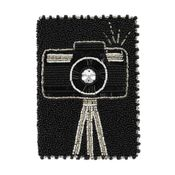 Mary Frances Smile Passport Holder