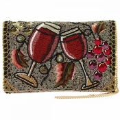 Mary Frances Vino Bag