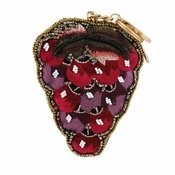 Mary Frances Vino Coin Purse