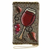 Mary Frances Vino Crossbody