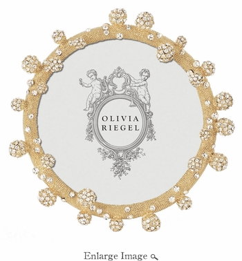 Sold Out - Olivia Riegel Gold Pav